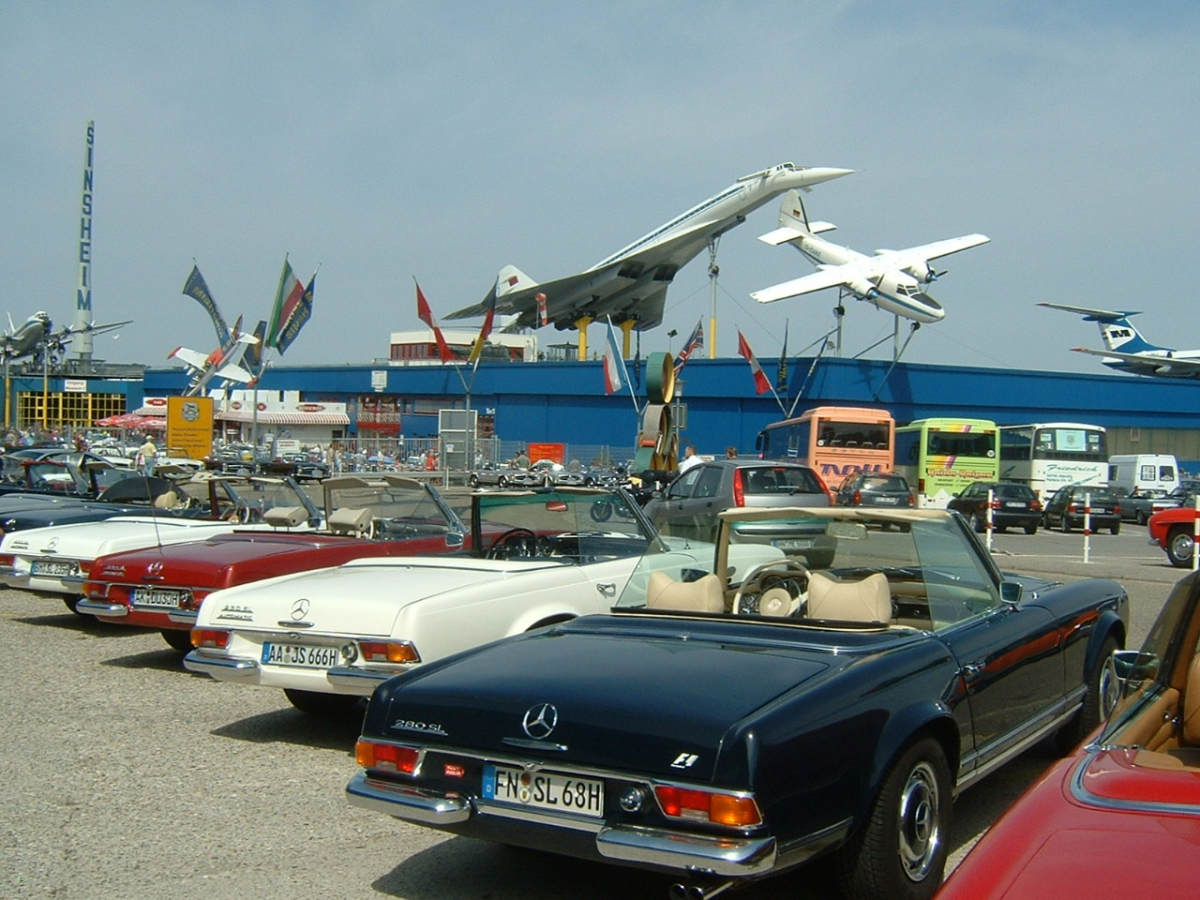 Mercedes-Benz SL-Club Pagode e.V.