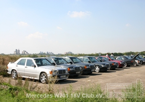 Mercedes-Benz W 201 16V-Club e.V.
