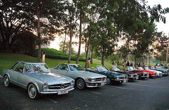 Benz Classic Car Club Thailand